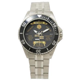 LIEUTENANT COMMANDER / Semper Fortis Wristwatches
