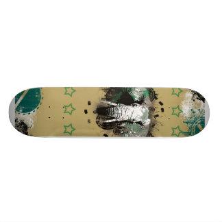 lieutenant Elephant Custom Skateboard