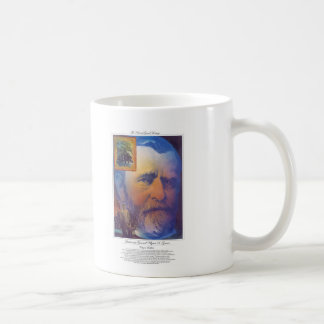 Lieutenant General Ulysses Grant Citizen Soldier Coffee Mug