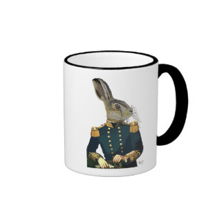 Lieutenant Hare Ringer Coffee Mug