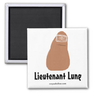 Lieutenant Lung Magnet