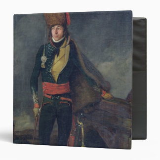 Lieutenant of the 8th Hussars Binder