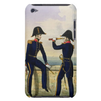 Lieutenants, plate 1 from 'Costume of the Royal Na Barely There iPod Covers