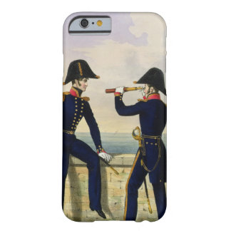 Lieutenants, plate 1 from 'Costume of the Royal Na Barely There iPhone 6 Case