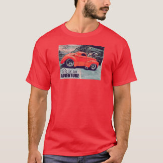 life adventure T-Shirt