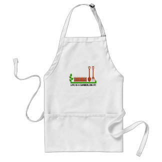Life and Garden dig it Standard Apron