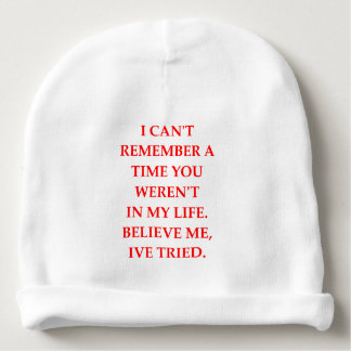 LIFE BABY BEANIE
