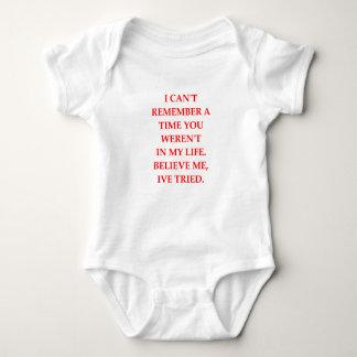 LIFE BABY BODYSUIT