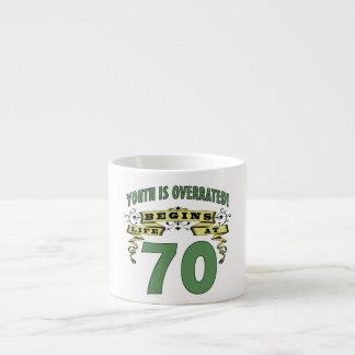 Life Begins At 70th Birthday