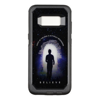 Life Beyond Death With Light At The End Of Tunnel OtterBox Commuter Samsung Galaxy S8 Case