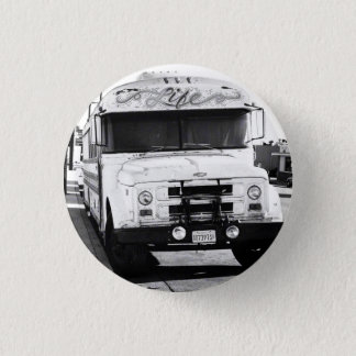 Life Bus 1 Inch Round Button