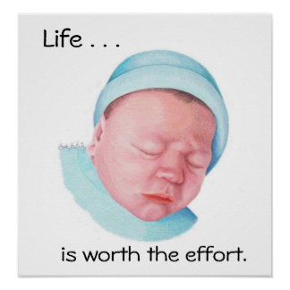 Life by Newborn (poster) Poster