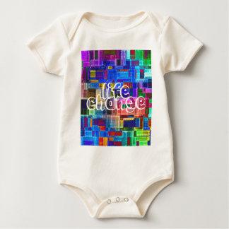 LIFE CHANGE BABY BODYSUIT