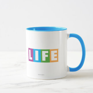 Life Classic Logo Mug
