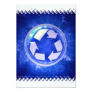 "Life Cycle Invitation 5"" X 7"" Invitation Card"