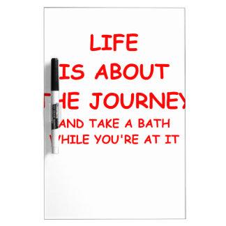 life Dry-Erase board