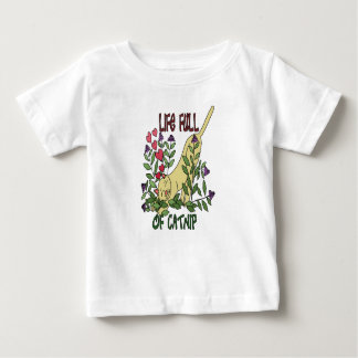 Life Full of Catnip Baby T-Shirt