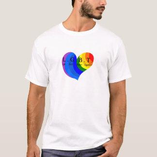 Life Gets Better Together LGBT Pride T-Shirt