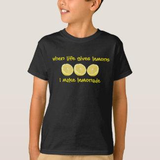 Life Gives Lemons Make Lemonade T-Shirt