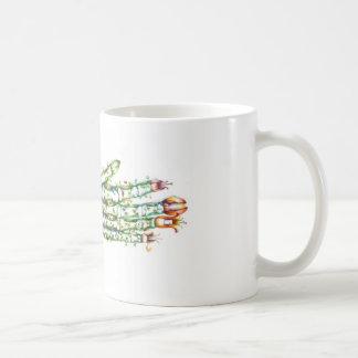 Life giving hand of God Classic White Coffee Mug