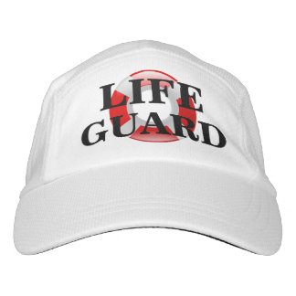 Life Guard Life Saver Customize Location Hat