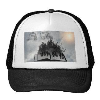 life-history-9 trucker hat
