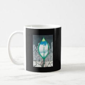 Life in a Leaf -(phrase on back) Coffee Mug