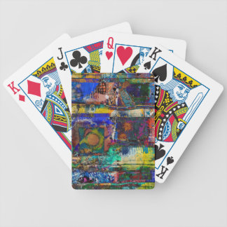 Life in Full Color Bicycle Playing Cards