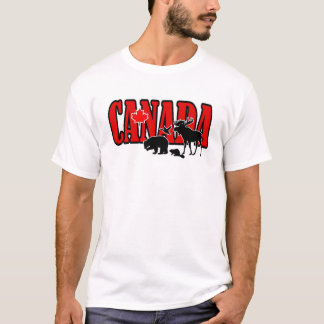 Life In Harmony Canada Day T-Shirt