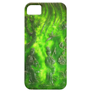 Life in Jade iphone 5 barely there case
