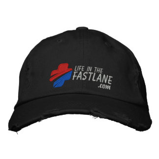 Life in the Fast Lane Hat (Dark)