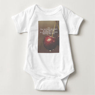 Life Is A Blessing Baby Bodysuit