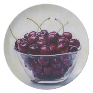 Life is a Bowl of Cherries Dinner Plates