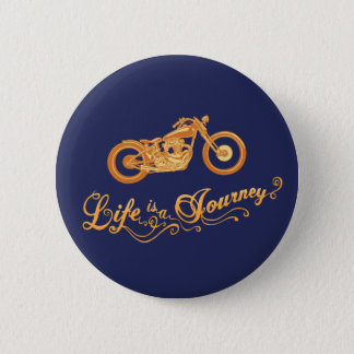 Life is a Journey 2 Inch Round Button