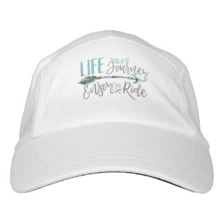 Life is a Journey Enjoy the Ride Boho Wanderlust Hat