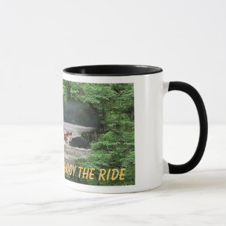 Life is a journey mug