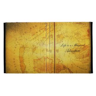 Life Is A Magical Adventure iPad Folio Cover