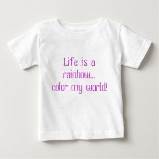 Life is a RainbowT-Shirt Baby T-Shirt