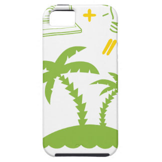 Life is a Vacation iPhone 5 Cover