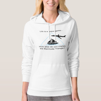 Life is a video game Women's Hoodie