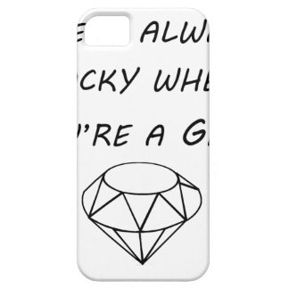 life is always rocky when you're a gem iPhone 5 covers