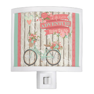 Life Is An Adventure Night Light
