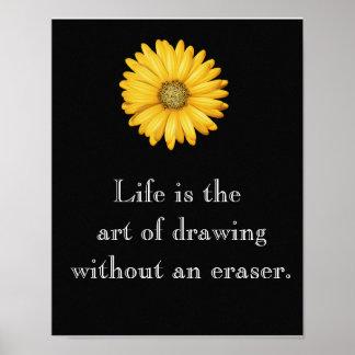 Life Is Art --- Art poster