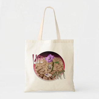 Life Is Art, graphic bag. Carry your supplies :) Tote Bag