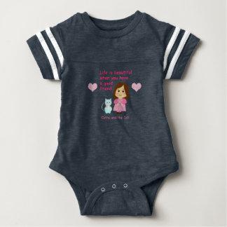 Life is Beautiful Baby Bodysuit