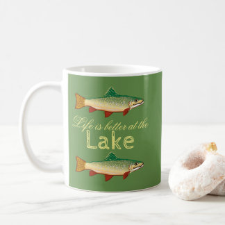 Life is better at the Lake"