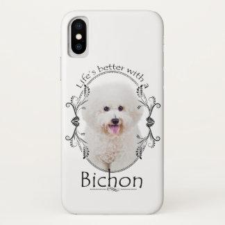 Life is Better Bichon Smartphone Case