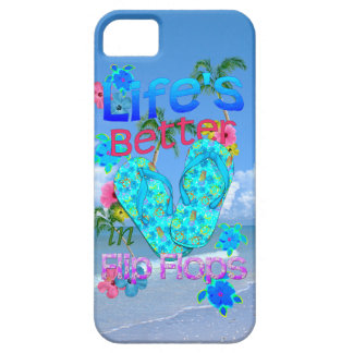 Life Is Better In Flip Flops iPhone 5 Cover