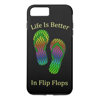 Life Is better In Flip Flops iPhone 8 Plus/7 Plus Case