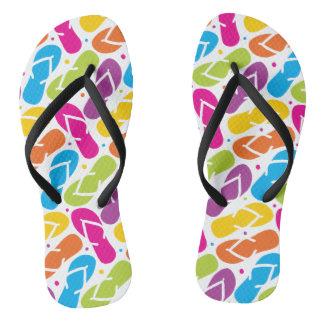Life is Better in Flip Flops Pattern